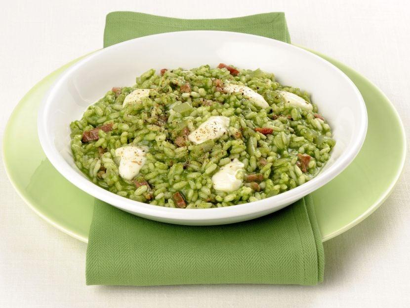 risotto-con-spinaci-e-pancetta