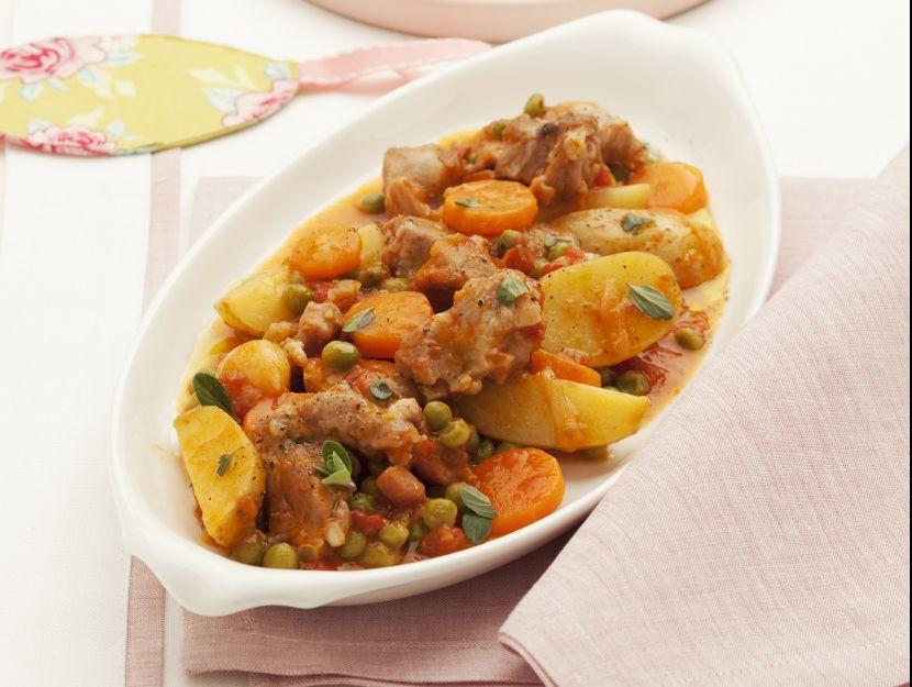 spezzatino-di-agnello-con-verdure-novelle preparazione