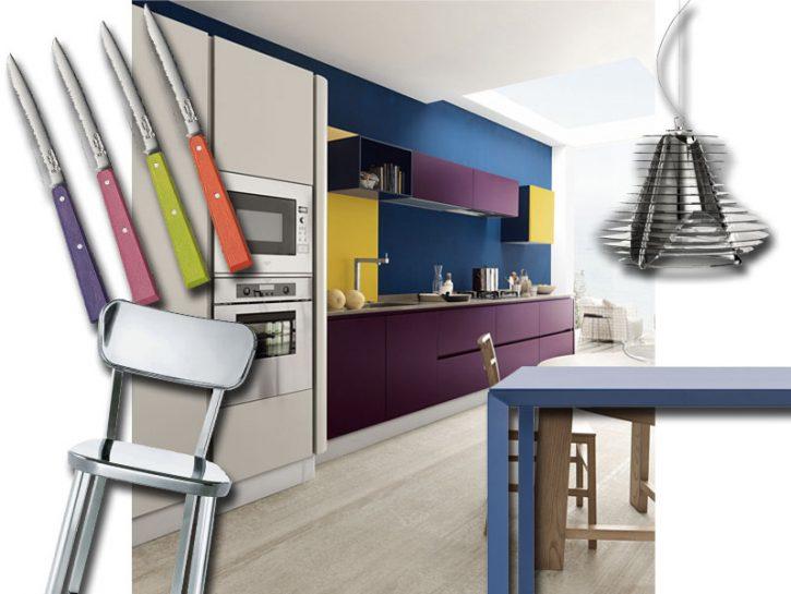 cover cucina febal multicolor