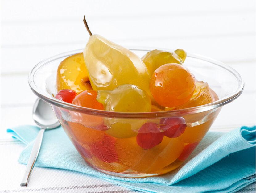 Mostarda di Cremona con frutta mista