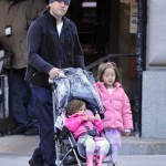 Matt Damon figlie