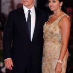 Matt Damon moglie