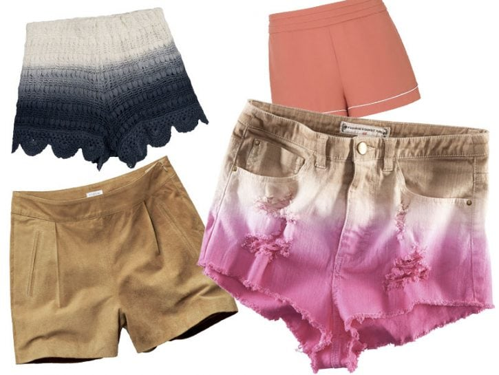 cover shorts