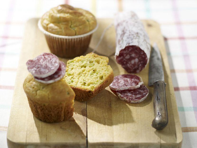 muffin-di-fave-con-salame