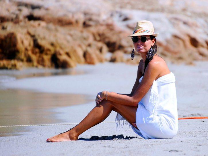vacanze vip estate mare costa smeralda elisabetta gregoraci