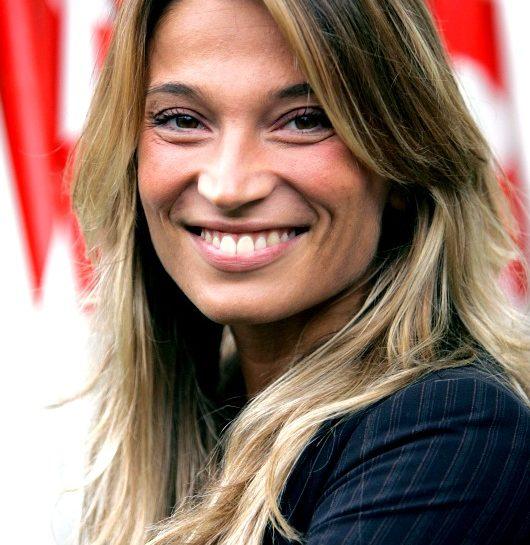 Margherita Granbassi: sport, tv e...