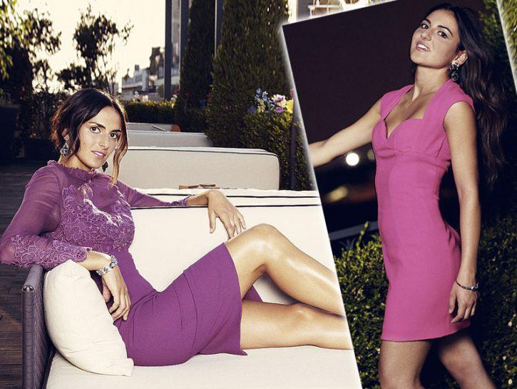 cover moda rosa