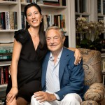 George Soros e Tamiko Bolton