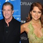Mel Gibson e Nadia Lanfranconi