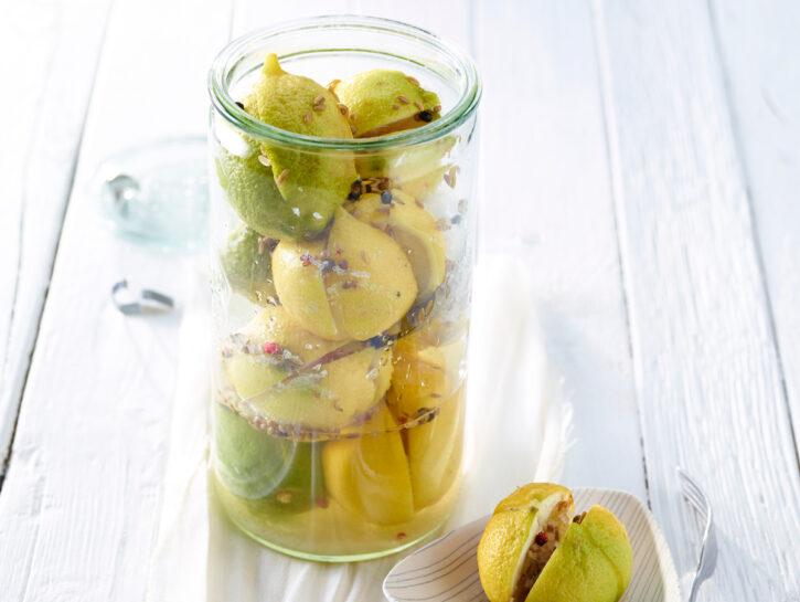 Limoni in conserva