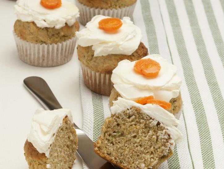 cupcake-di-carote-e-zucchine-al-limone preparazione
