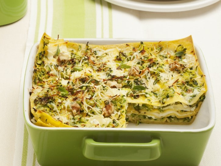 lasagne-con-noci-primosale-e-zucchine preparazione