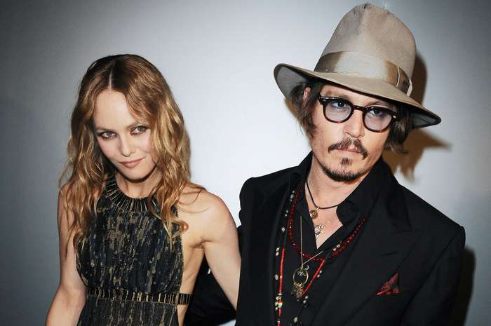 Johnny Depp e Vanessa Paradis: divorzio in vista