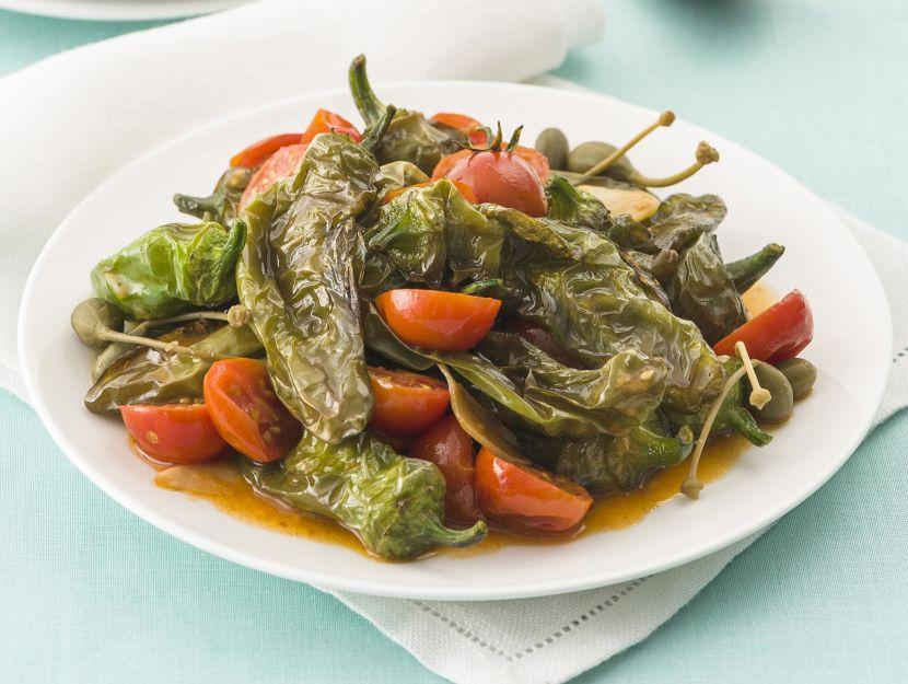 friggitelli-al-pomodoro ricetta