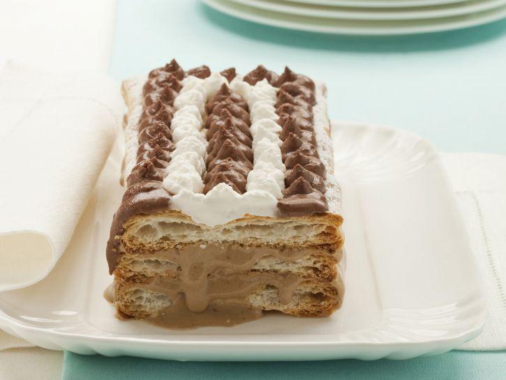 millefoglie-con-crema-e-mousse-al-cioccolato immagine