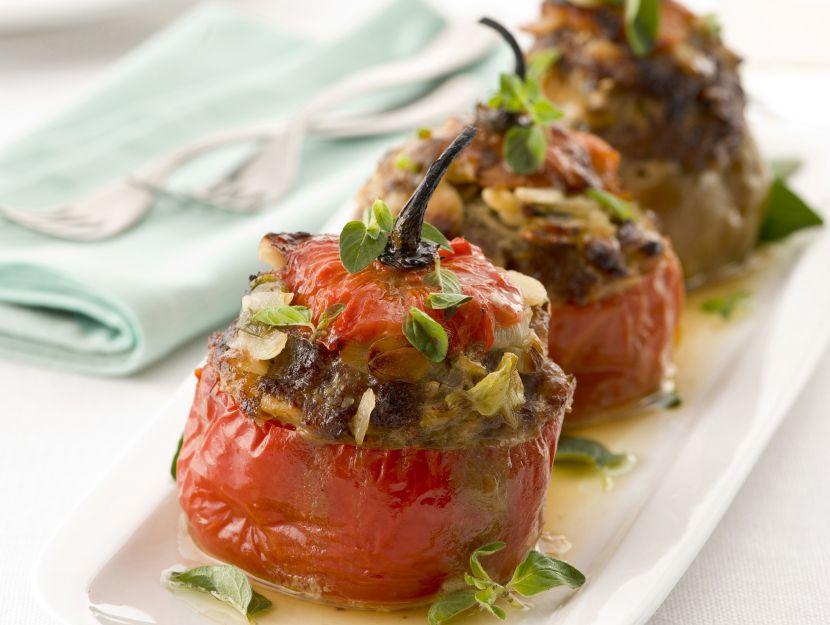 peperoni-ripieni-con-salsiccia immagine