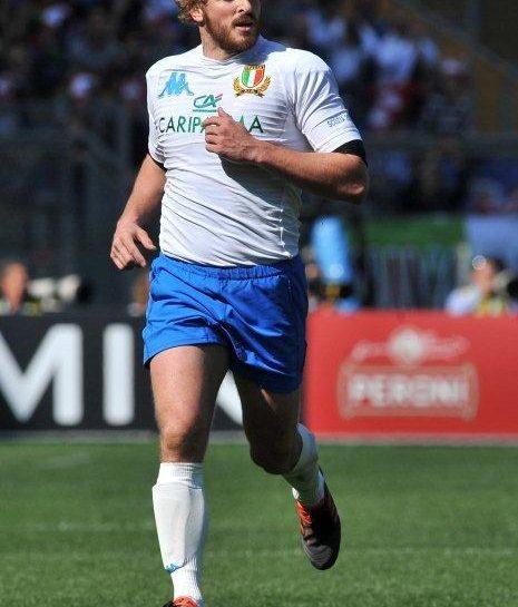 Mirco Bergamasco: il gentiluomo del rugby