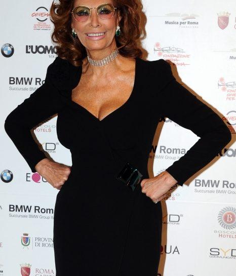 Sophia Loren: una donna mediterranea