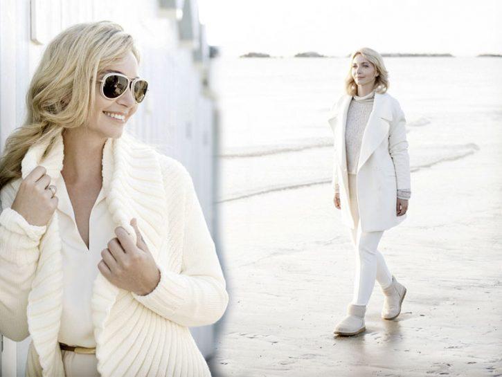 cover moda bianco inverno