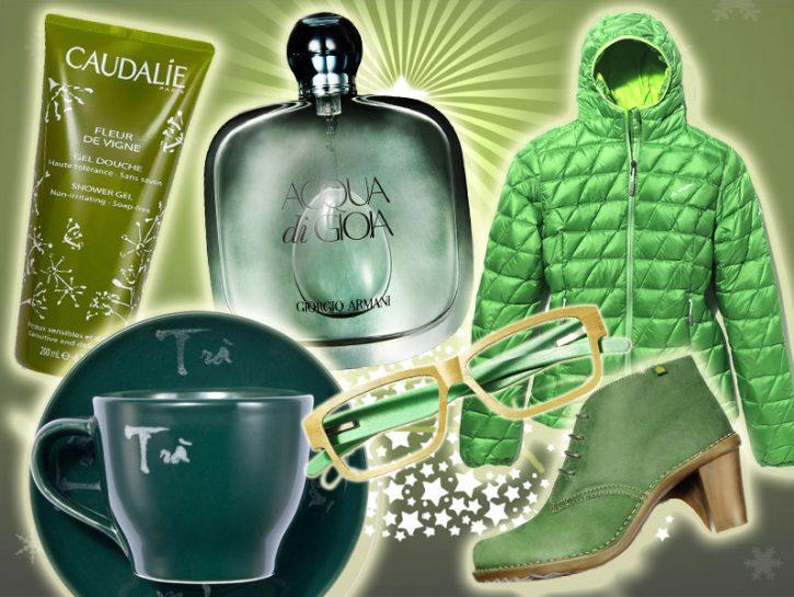 cover regali natale verde