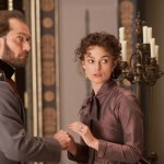 Jude Law e Keira Knightley in Anna Karenina
