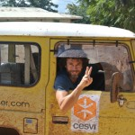 Alessio Boni in Myanmar con il Cesvi
