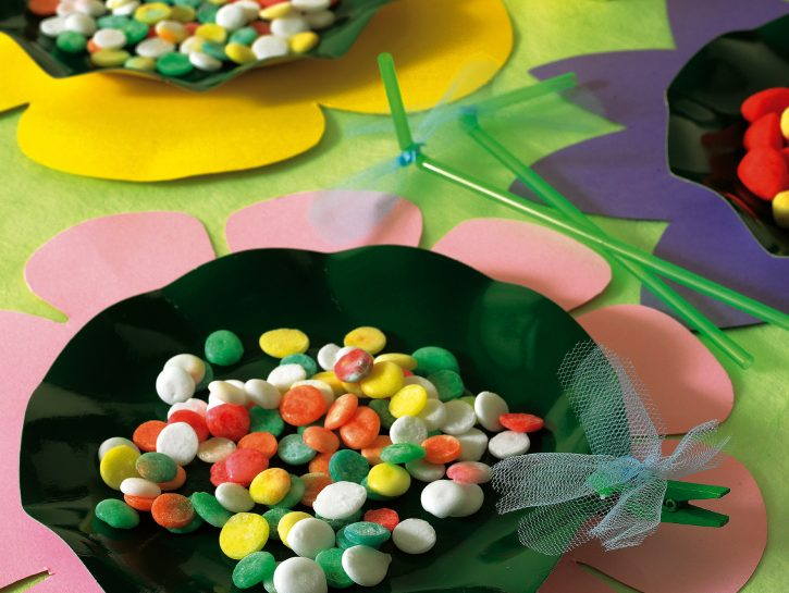 Festa di Carnevale: idee per i piatti
