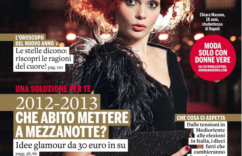 Donna Moderna N. 1 - 2 gennaio 2013