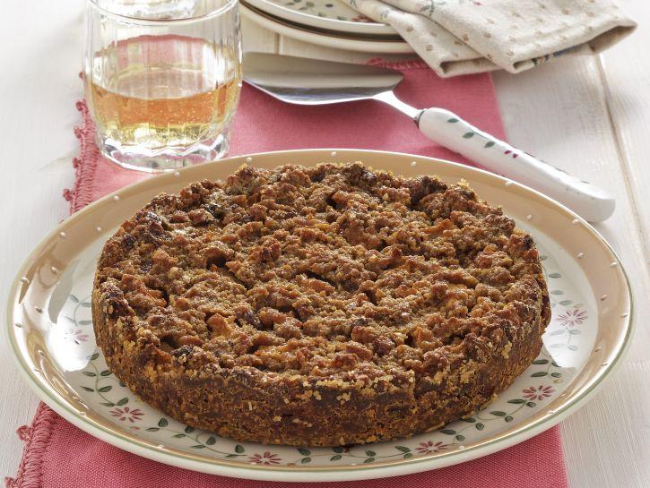 torta-di-pane-alla-frutta preparazione