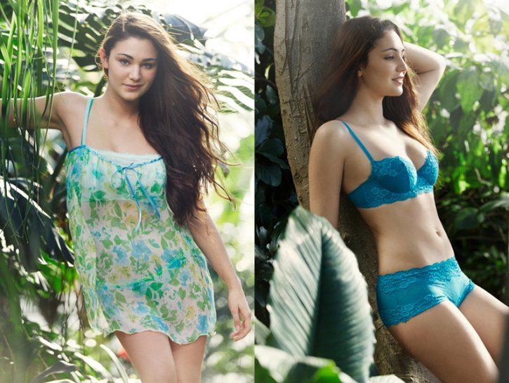 Moda Intimo: curvy, green e sexy