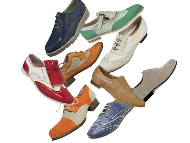 Scarpe stringate: comode, eleganti e trendy