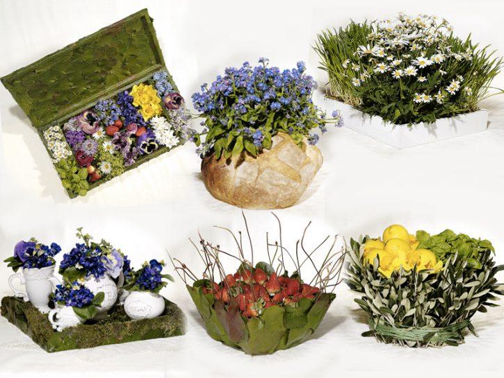 cover composizioni floreali
