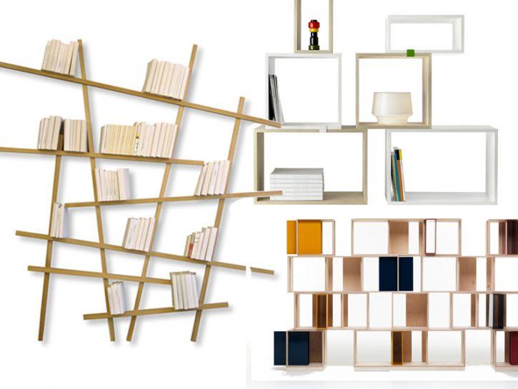 Librerie equilibriste e tutte da progettare!