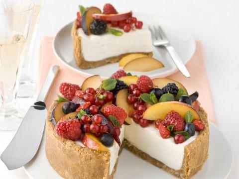 Cheesecake alla frutta: 10 ricette facili