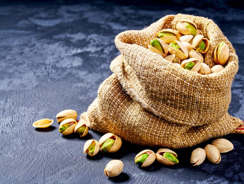 proprietà e benefici dei pistacchi