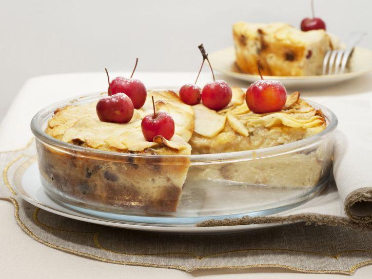 torta-gratinata-alle-mele immagine