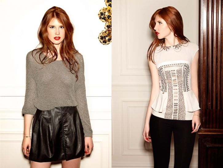 Moda: glamour in oro