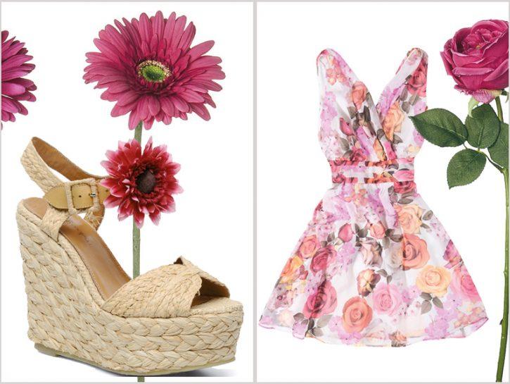 Moda: dettaglio flower