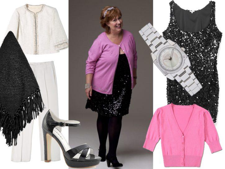 Moda: look curvy&glam