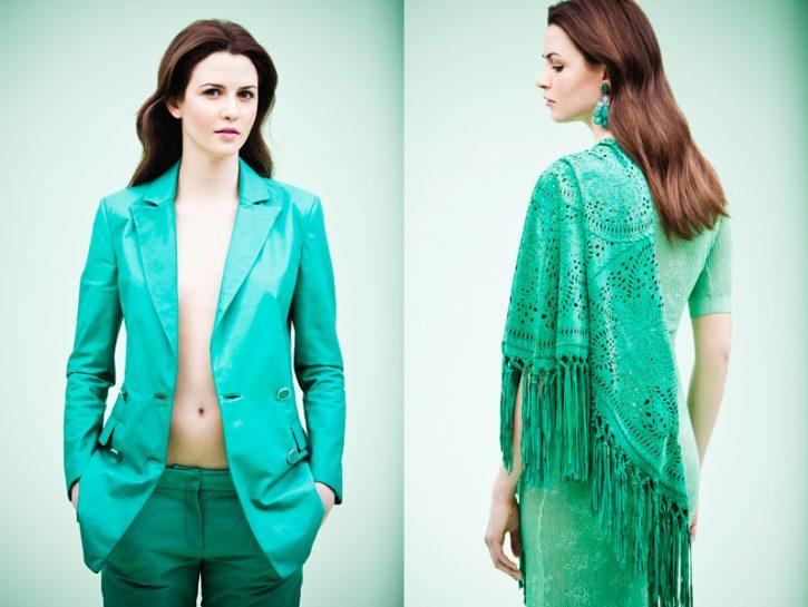 Moda: 6 sfumature di verde