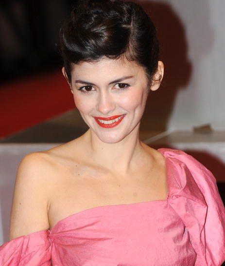 Amélie in rosa