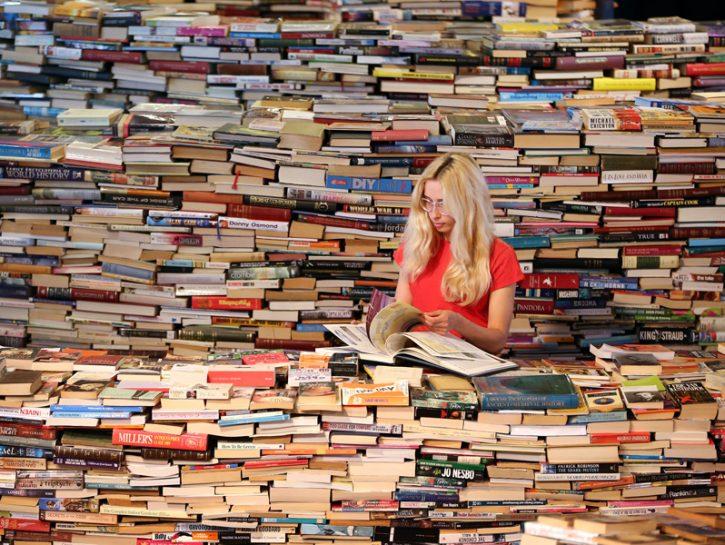 Come organizzare una libreria perfetta