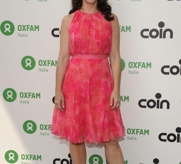 Kristin Davis, Global Ambassador Oxfam