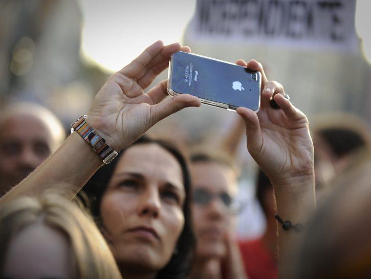 Come fotografare con il cellulare