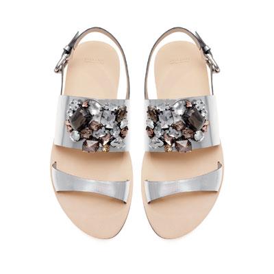Sandali gioielli