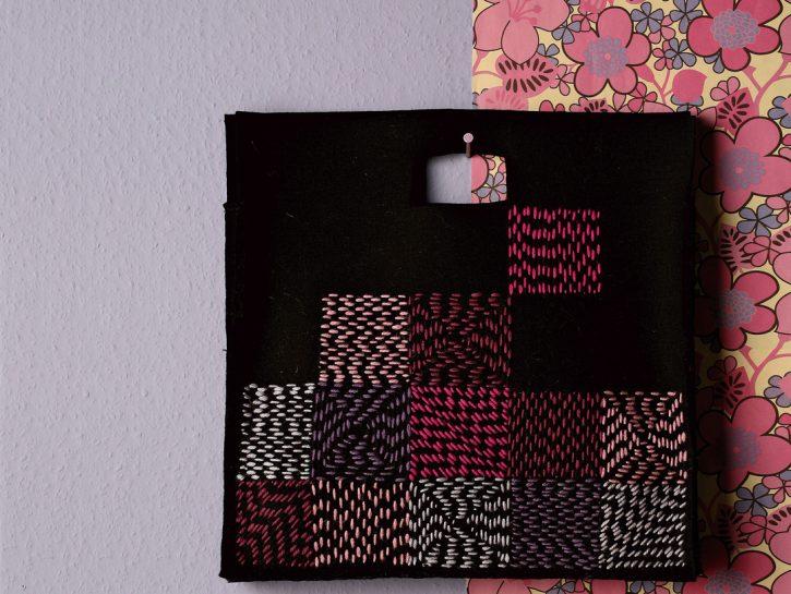 Creare borse fai da te modello quadrato