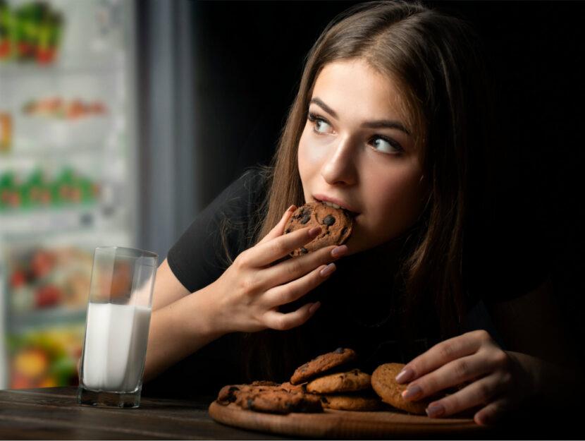 combattere la fame nervosa