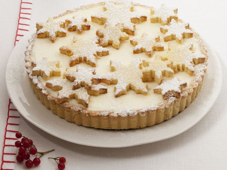 torta-stellata-al-cioccolato-bianco immagine