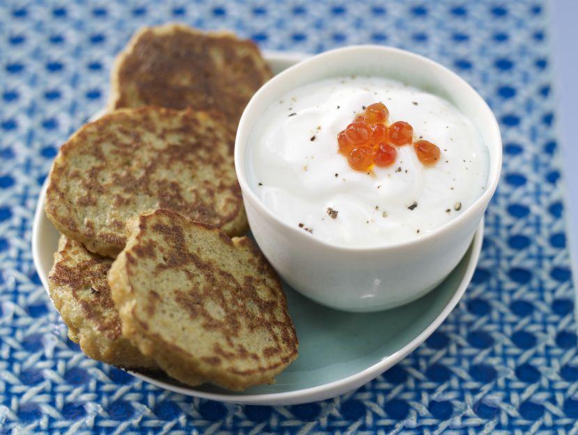 Crocchette di lenticchie rosse