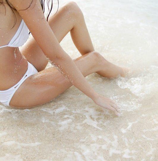 Fungo di mare e la pelle diventa a chiazze